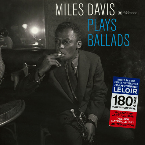 Miles Davis - Plays Ballads  - Jean-Pierre Leloir Collection