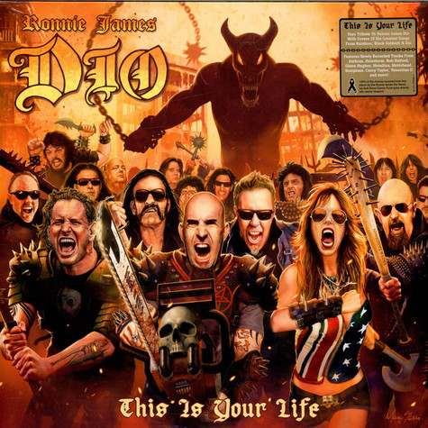 V.A. - Ronnie James Dio: This Is Your Life