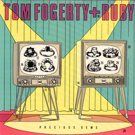 Tom Fogerty + Ruby - Precious Gems
