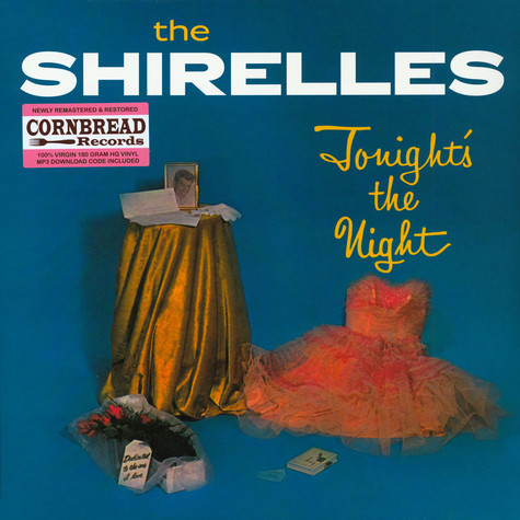 Shirelles, The - Tonight's The Night