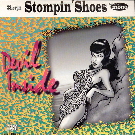 Stompin' Shoes - Devil Inside