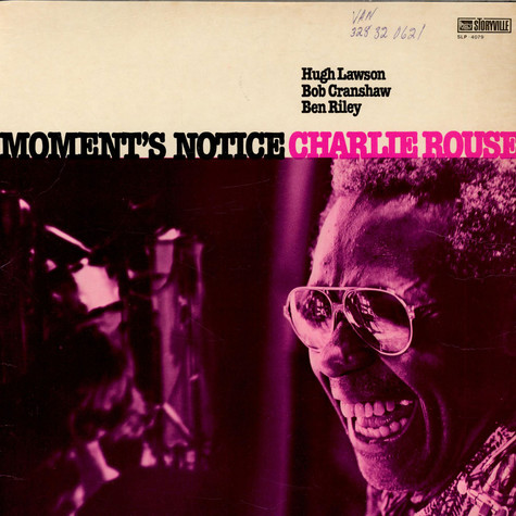 Charlie Rouse - Moment's Notice