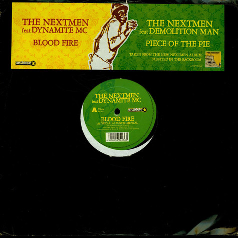 The Nextmen - Blood Fire