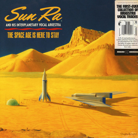 Sun Ra - Space Age Is Here To Stay