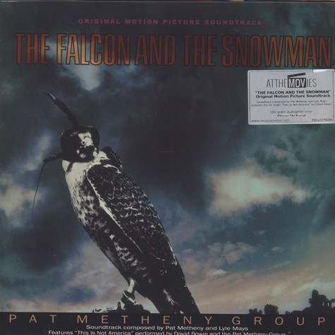V.A. - OST The Falcon And The Snowman Black Vinyl Edition