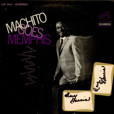 Machito - Machito Goes Memphis