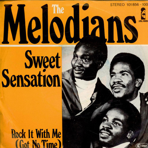 Melodians, The - Sweet Sensation