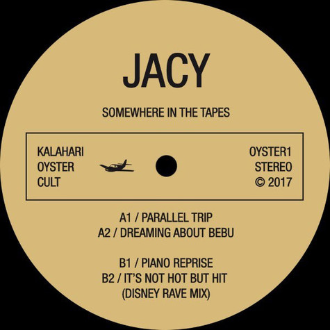 Jacy - Somewhere In The Tapes
