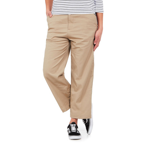 "Carhartt WIP - W' Packard Highwater Pant ""Trabuco"" Stretch Twill, 6 oz"