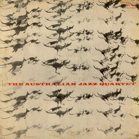 Australian Jazz Quartet, The - Australian Jazz Quartet