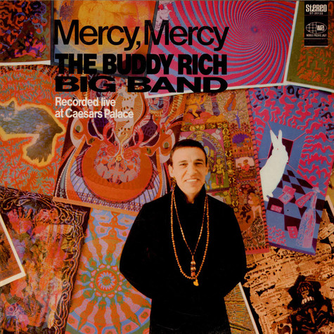 Buddy Rich Big Band - Mercy, Mercy