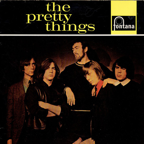 Pretty Things, The - The Pretty Things