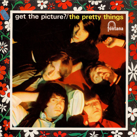 Pretty Things, The - Get The Picture?