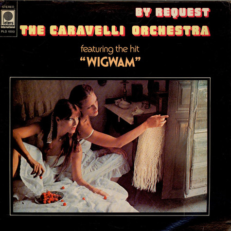 Caravelli Orchestra, The - By Request