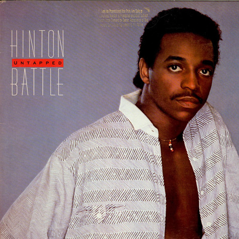 Hinton Battle - Untapped