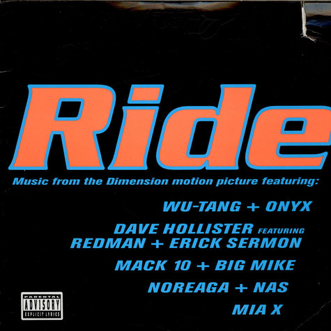V.A. - Ride (Music From The Dimension Motion Picture)