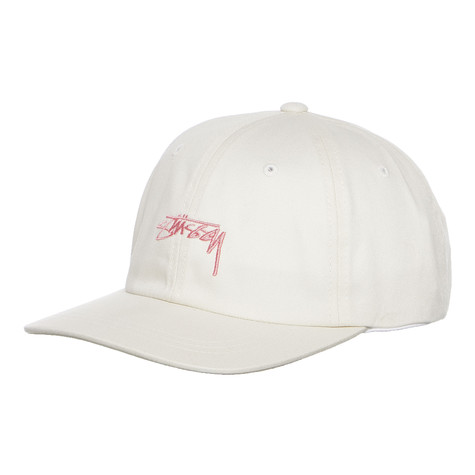 0c38f780364 Stüssy - Smooth Stock Low Cap (Cream)