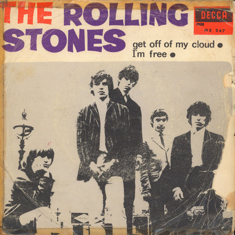 Rolling Stones, The - Get Off Of My Cloud / I'm Free