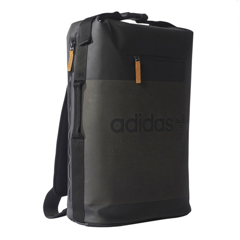 adidas - NMD Backpack Night (Black)  3f4dd9c21e5f4