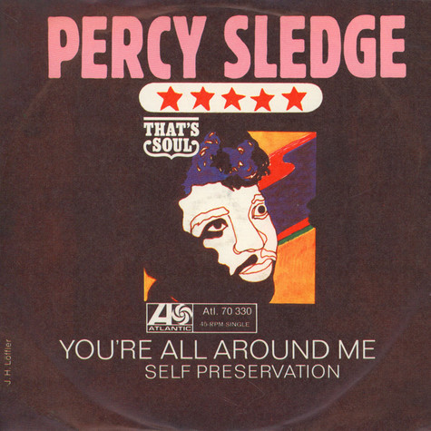 Percy Sledge - You're All Around Me