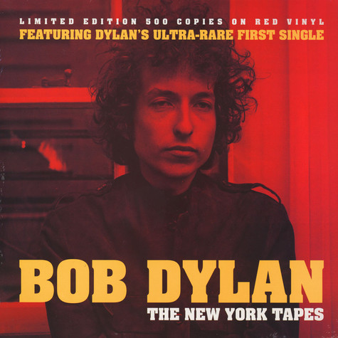 Bob Dylan - The New York Tapes