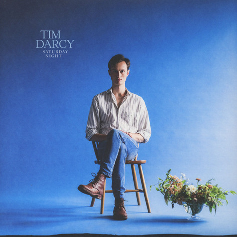Tim Darcy of Ought - Saturday Night Black Vinyl Edition