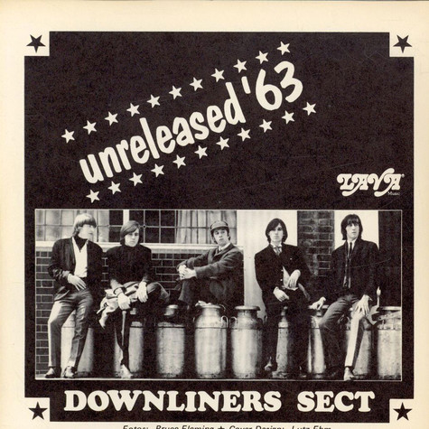 Downliners Sect - Unreleased '63