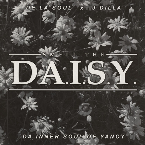 De La Soul x J Dilla - Smell The DA.I.S.Y. (Da Inner Soul Of Yancy) Colored Vinyl Edition