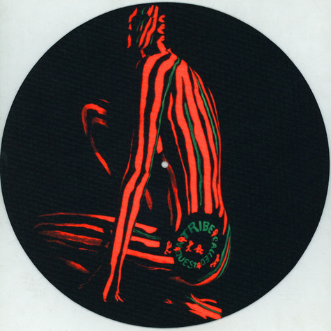 A Tribe Called Quest - Low End Theory Slipmat