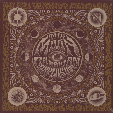 Cambrian Explosion - The Moon