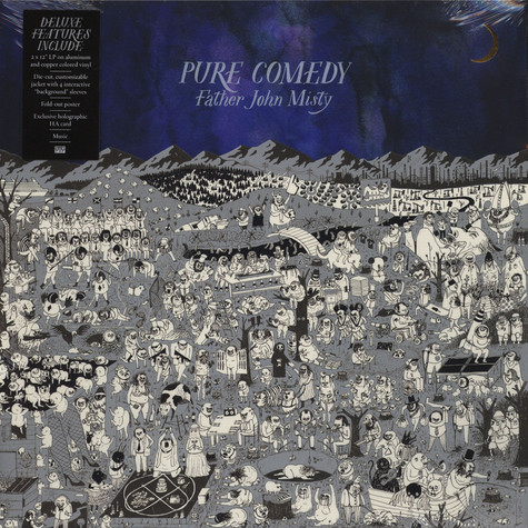 Father John Misty - Pure Comedy Deluxe Edition