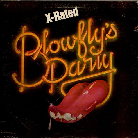 Blowfly - Blowfly's Party
