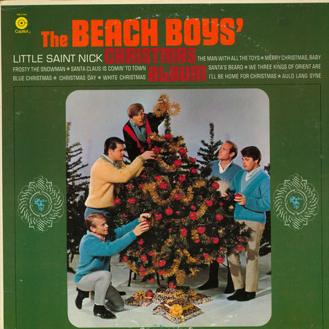 Beach Boys, The - The Beach Boys' Christmas Album