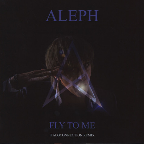 Aleph - Fly To Me Black Vinyl Edition