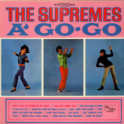 Supremes, The - A Go Go