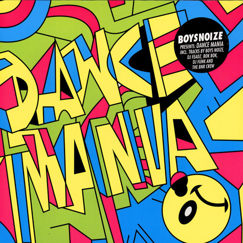 V.A. - Boysnoize Presents: Dance Mania