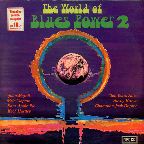 V.A. - The World Of Blues Power 2