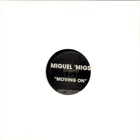 Miguel Migs - Moving On