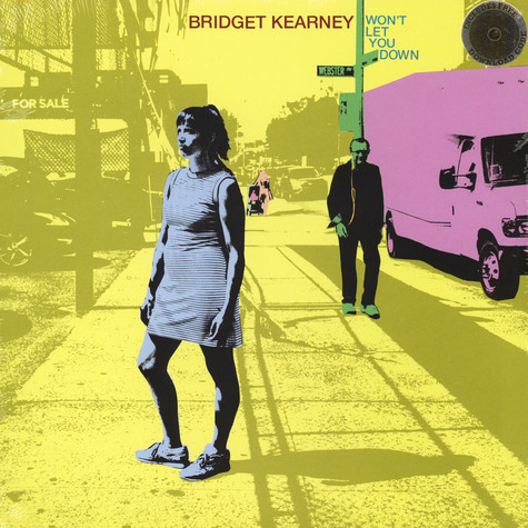 Bridget Kearney - Won't Let You Down