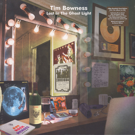 Tim Bowness - Lost In The Ghost Loght