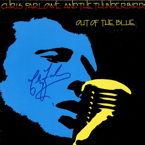 Chris Farlowe & The Thunderbirds - Out Of The Blue
