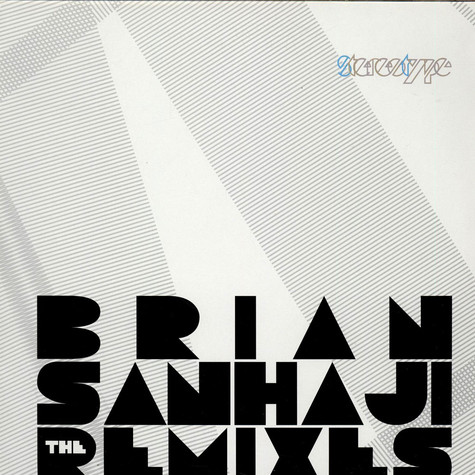 Brian Sanhaji - Stereotype: The Remixes