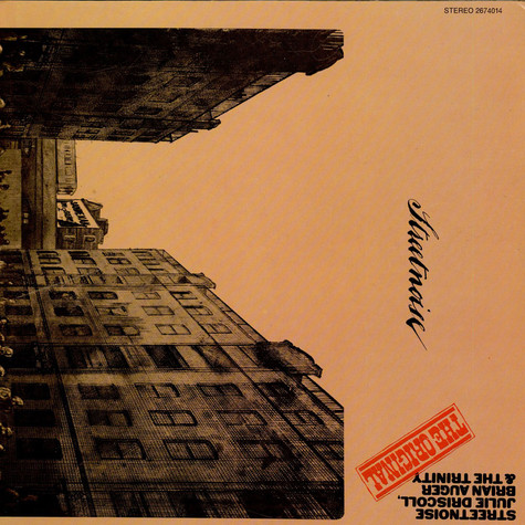 Julie Driscoll, Brian Auger & The Trinity - Streetnoise (The Original)