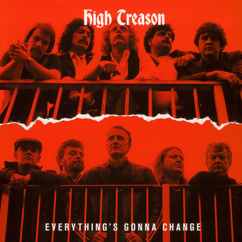 High Treason - Everything's Gonna Change