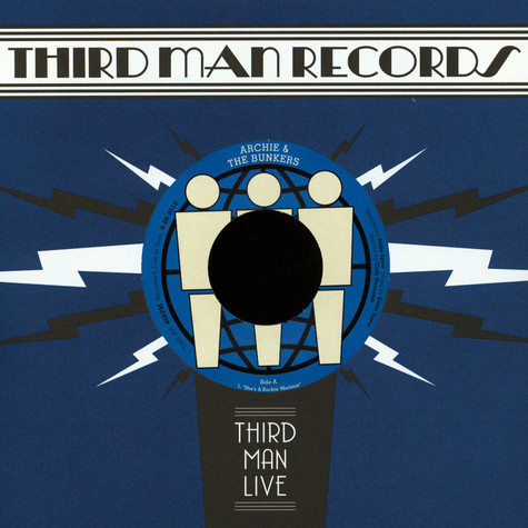Archie & The Bunkers - Live At Third Man Records