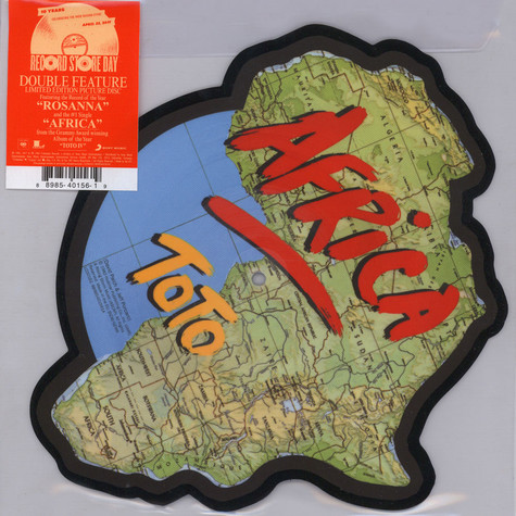 Toto - Africa Picture Disc Edition