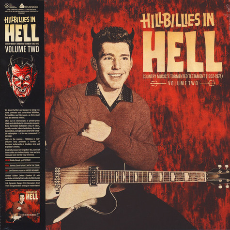 V.A. - Hillbillies In Hell Volume 2: Country Music's Tormented Testament (1952-1974)