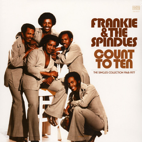 Frankie & The Spindles - Count To Ten: Complete Singles Collection