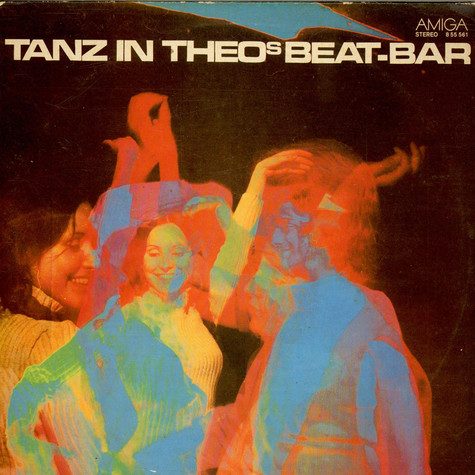 Theo Schumann-Formation - Tanz In Theo's Beat-Bar