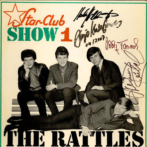 Rattles, The - Star-Club Show 1